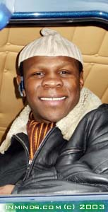 Lisp -- as modelled by Chris Eubank