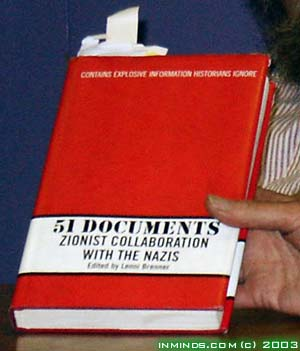 Lenni Brenner - 51 Documents: Zionist Collaboration with the Nazis